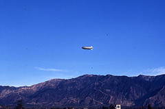 Rose Bowl blimp