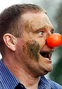 Gazza Clown
