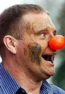 Gazza Clown