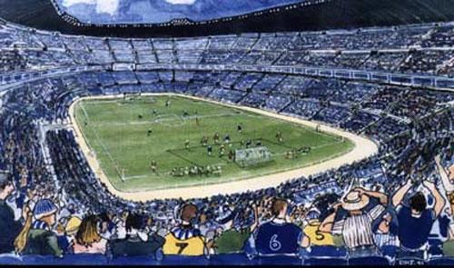 Everton's proposed new stadium