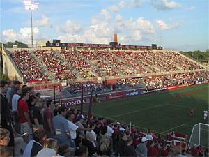 Cardinal Stadium, Naperville