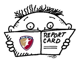 WPS report card