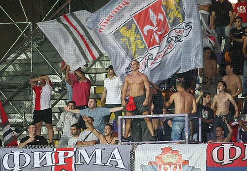 FK Austria Wien - FK Vojvodina