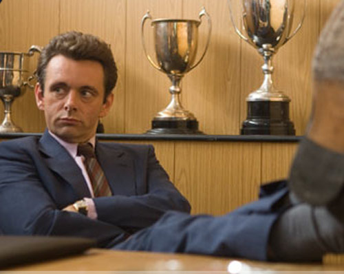 Michael Sheen as Brian Clough