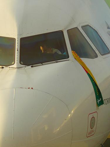 Plane scarf