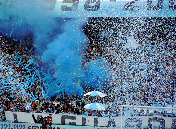 Racing Avellaneda - Boca Juniors