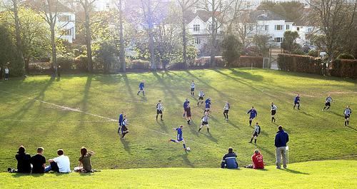 Falmouth Albion v Falmouth Athletic, Falmouth Helston League Division 1