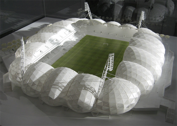 Melbourne Rectangular Stadium rendering