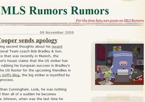 MLS Rumors Rumors