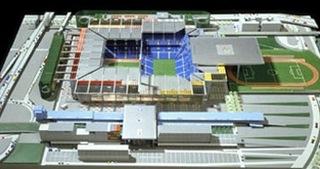 Stade de France - Nouvel design