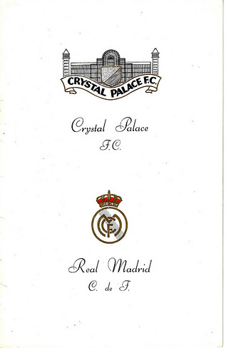 Crystal Palace vs. Real Madrid