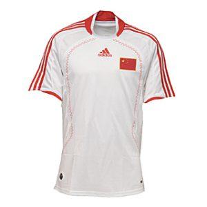 China football shirt