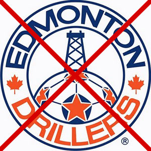 Not the Edmonton Drillers
