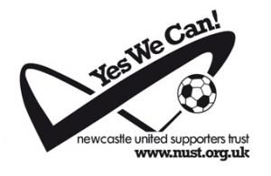 Newcastle United's Trust campaign