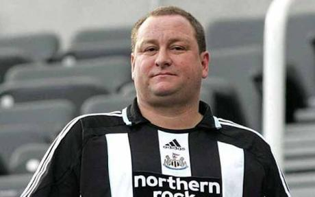 Mike Ashley, or, a pillock