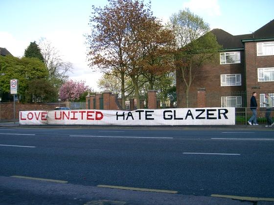 Love United Hate Glazer