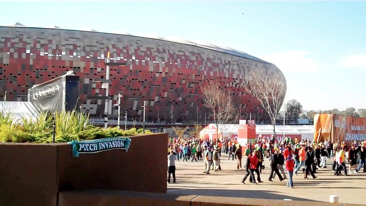 Johannesburg, Soccer City, South Africa, 2010 World Cup