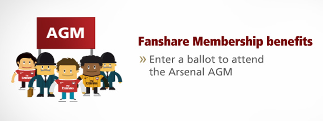 Arsenal AGM