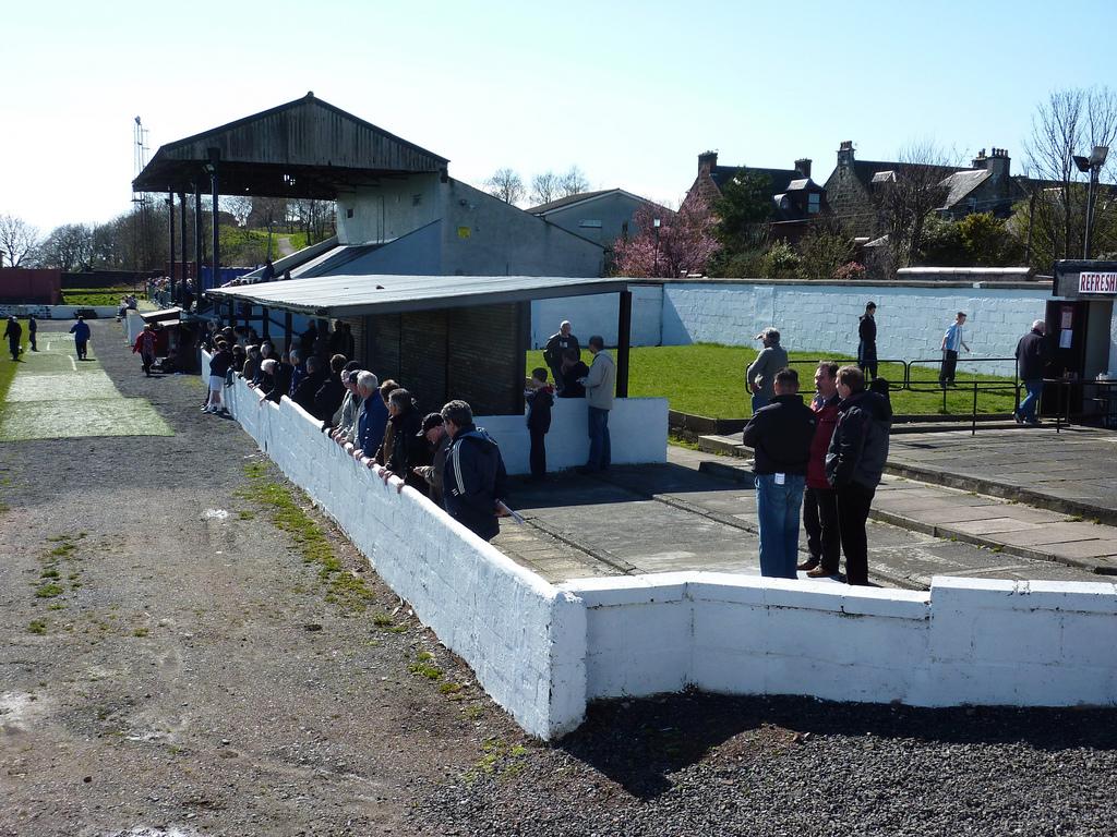 Winton Park, Ardrossan Ardrossan Winton Rangers v Kilwinning Rangers,