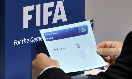 FIFA vote farce