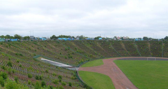 Tenth anniversary stadium, Warsaw