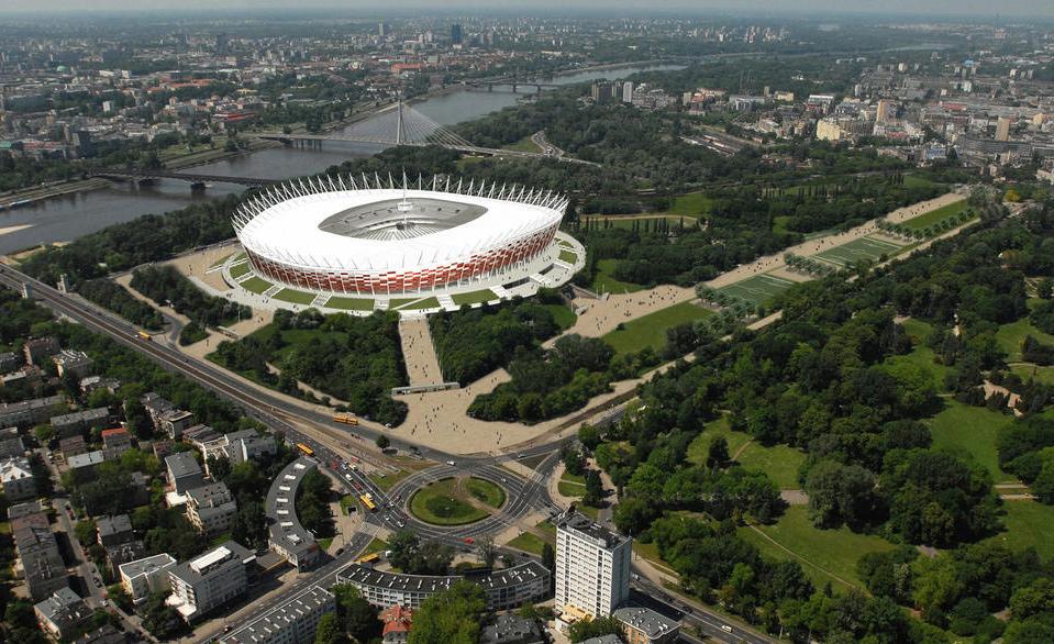New National Stadium, Warsaw