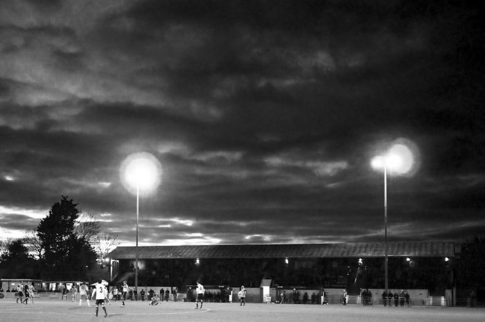 Gosport Borough vs. Braintree Town, Privett Park, Gosport - December 2011