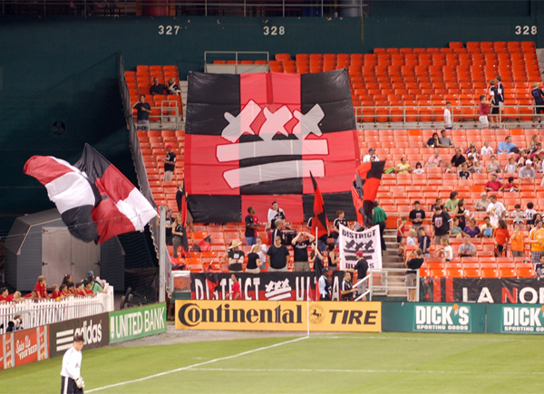 DC United versus Houston, 9.25.10