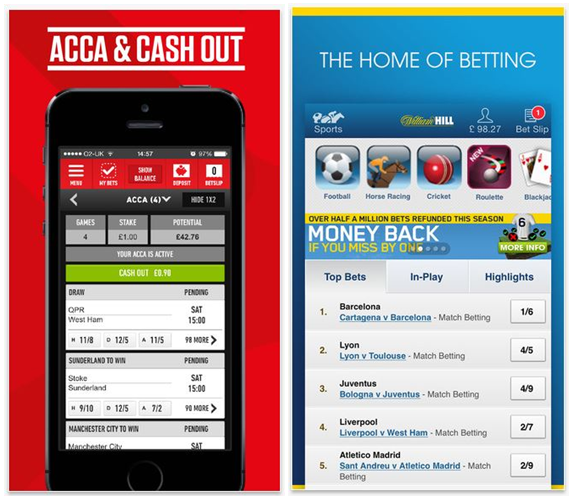 Ladbrokes vs William Hill: which bookie is best