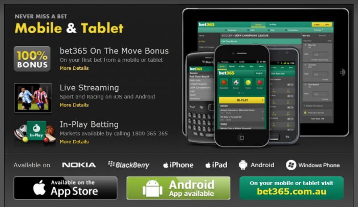 bet365 mobile betting on cricket