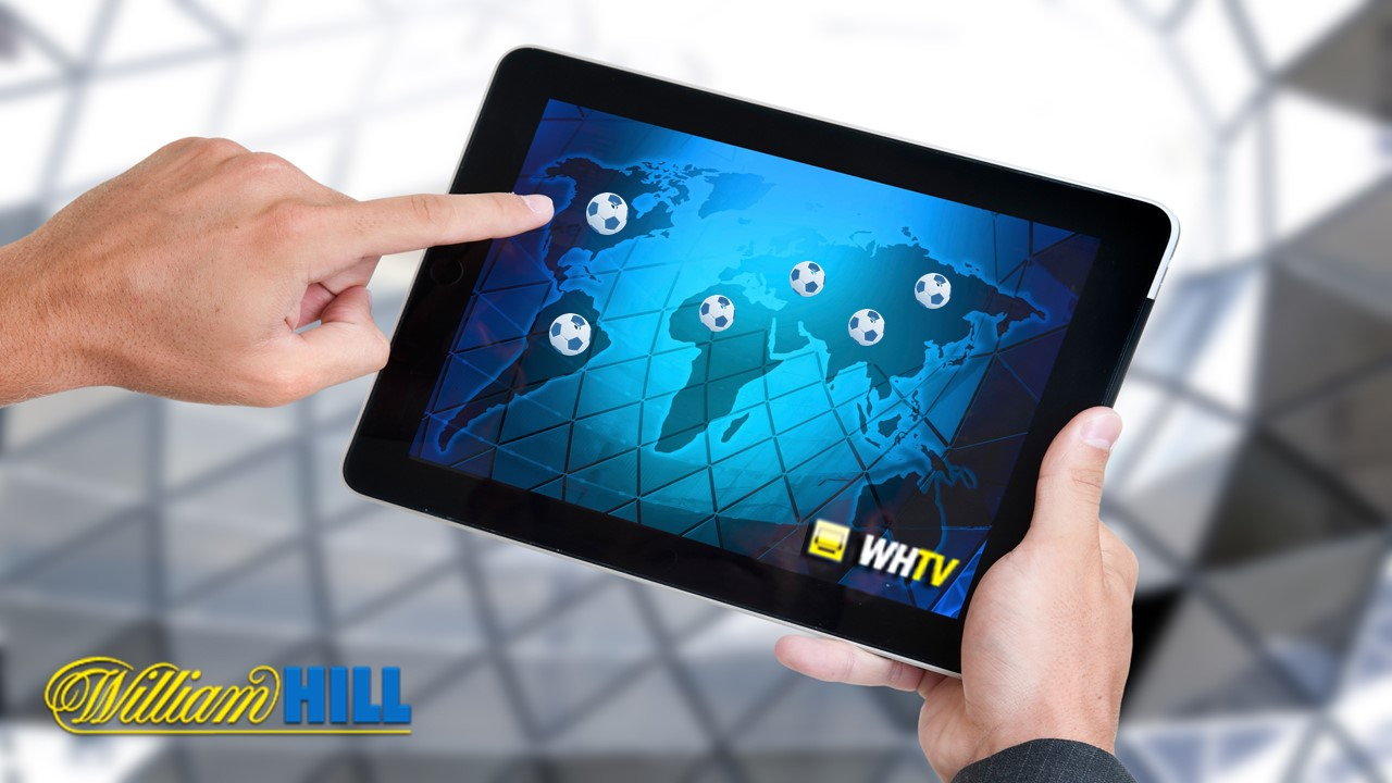 William Hill's Live Stream: Sports on the Go