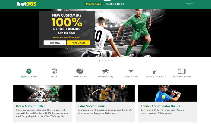 Bet365 Deposit Bonus Welcome