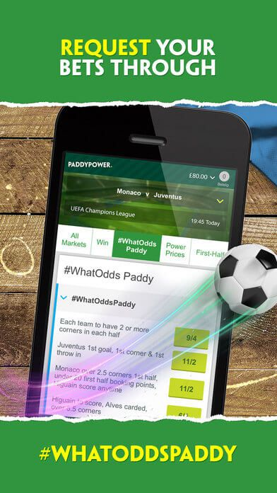 mobile Paddy Power