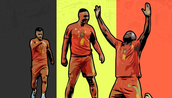 Euro 2021 Belgium odds to win the group ranking