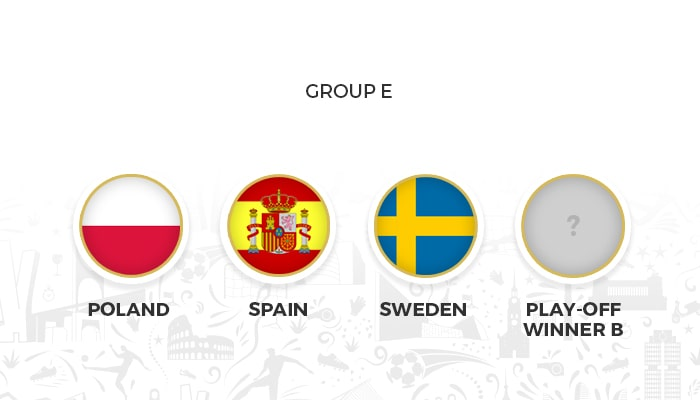 Check here the Match Schedule for the Group E