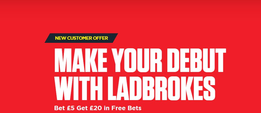 Check the Ladbrokes Euro 2021 Offers