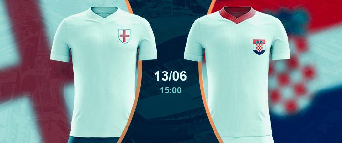 Check here the England vs Croatia Betting Odds | Euro 2020
