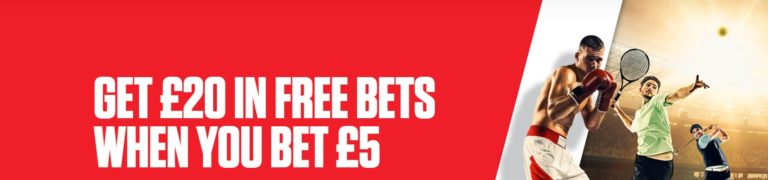 How to claim the Ladbrokes Sign Up Offer