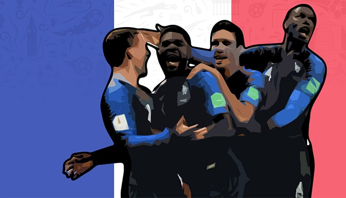 France Euro 2020 - 2021