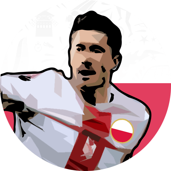 Robert Lewandowski Euro 2020