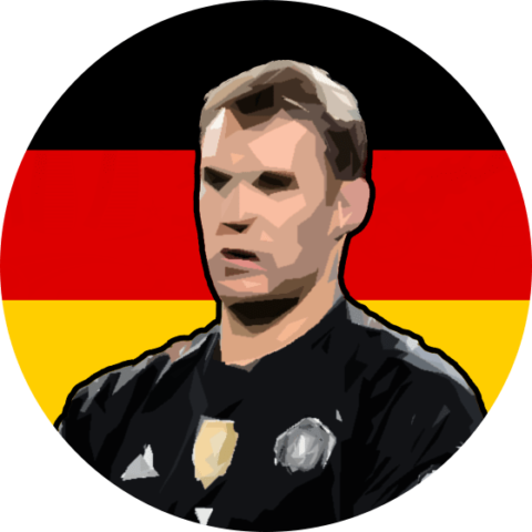 Manuel Neuer - Euro 2020